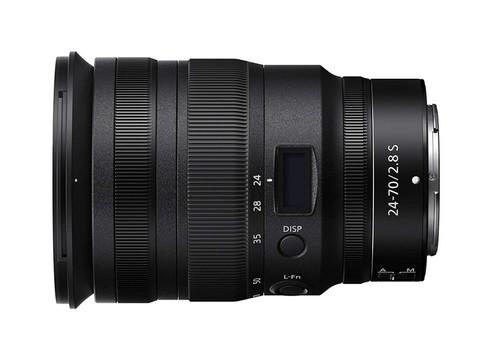 Nikon 24-70mm f/2.8S Nikkor Z