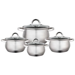Набор посуды 8 предметов Webber BE-620/8