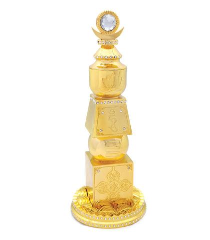 Пагода 5 элементная с драгоценностями