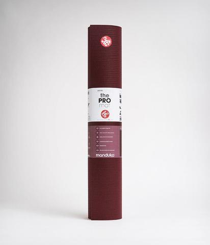 Коврик для йоги Manduka The PRO Mat 180*66*0,6 см из ПВХ