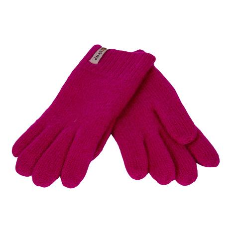 Janus детские перчатки из шерсти мериноса для девочки