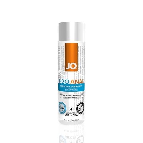 JO Anal H2O, 120ml Анальный лубрикант на водной основе