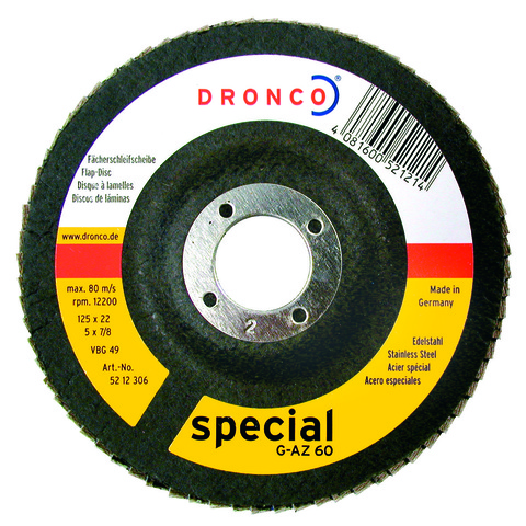 Лепестковый диск Dronco G-AZ K40