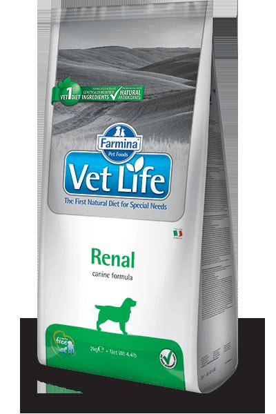 Сухой корм Корм для собак, FARMINA Vet Life RENAL, при заболеваниях почек farmina-vet-life-canine-renal_web.png