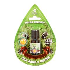 Эфирное масло «Кедр» 10 мл