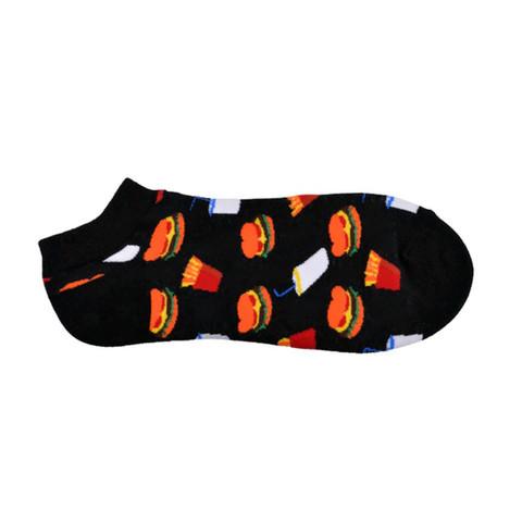 Короткие носки Р. 37-44 ФудКомбо
