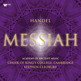 Academy Of Ancient Music, Choir Of College Cambridge, Stephen Cleobury / Handel: Messiah (3LP)
