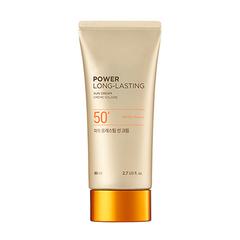 Солнцезащитный крем THE FACE SHOP Power Long-Lasting Sun Cream  SPF50+ PA+++ 80ml