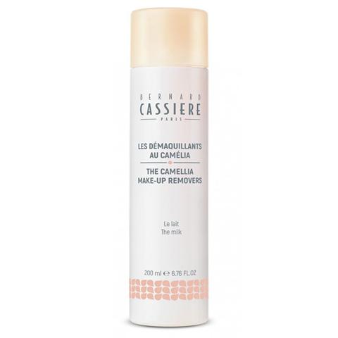 BERNARD CASSIERE Подготовительные средства для лица: Молочко для снятия макияжа с японской камелией, 200мл