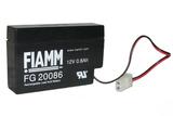 Аккумулятор FIAMM FG20086 ( 12V 0,8Ah / 12В 0,8Ач ) - фотография