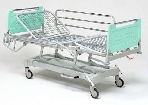 Кровать больничная 11-CP179 - фото