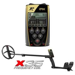 Металлоискатель XP ORX (Катушка 22см X35, Без наушников, Блок)