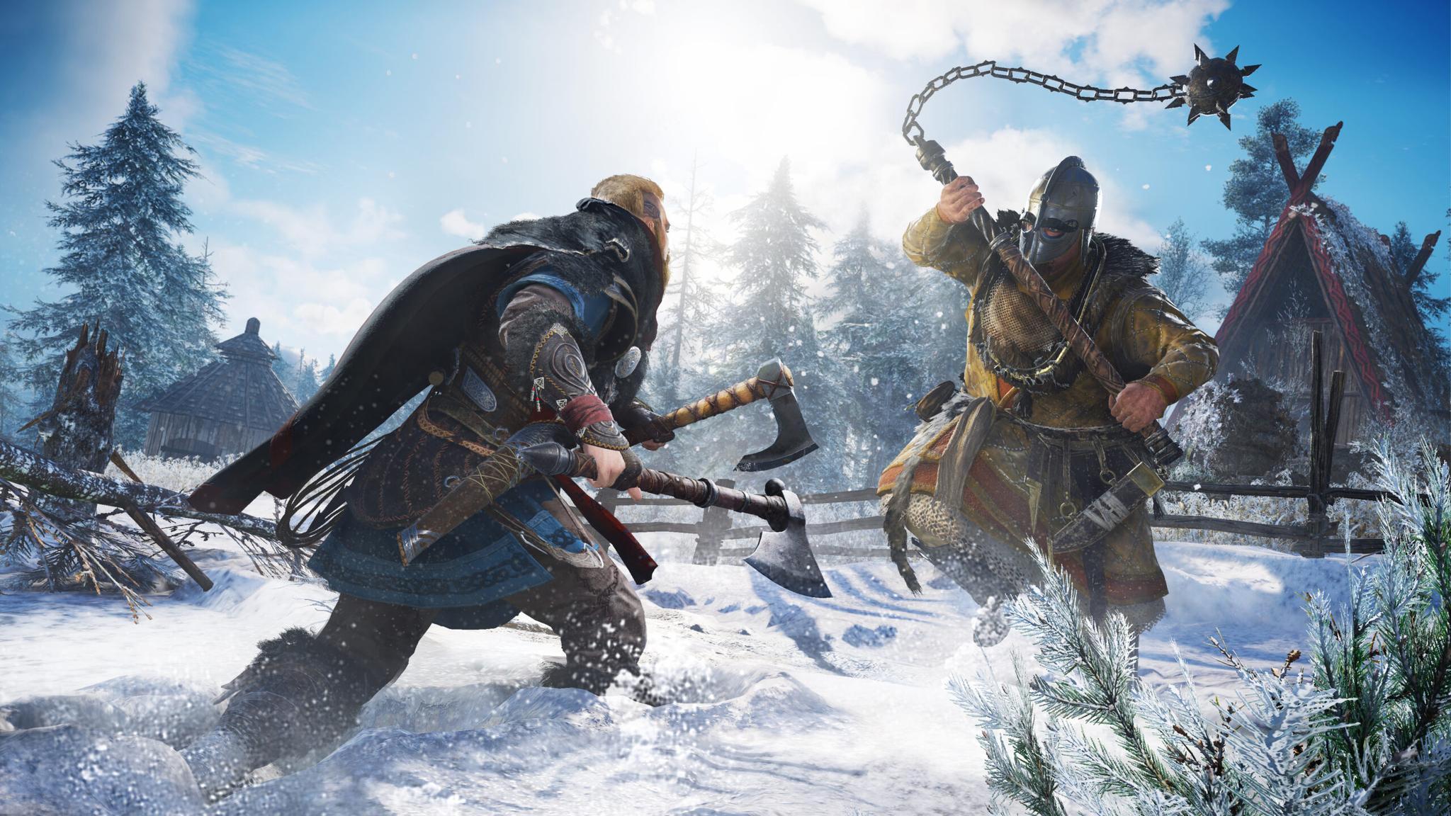Купить Assassin's Creed Вальгалла для PS5 в Sony Centre Воронеж
