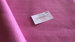 Рогожка Флекс 11 розовый