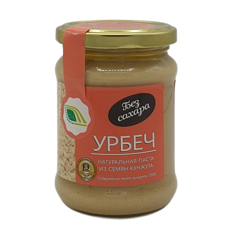 Урбеч натуральная паста из семян кунжута БИОПРОДУКТ, 280 гр