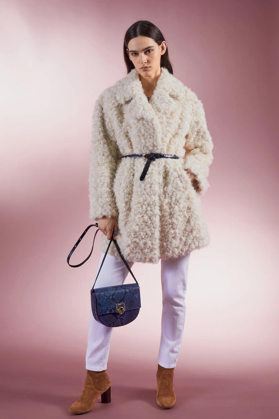 MAIALEN - Пальто из искусственного меха