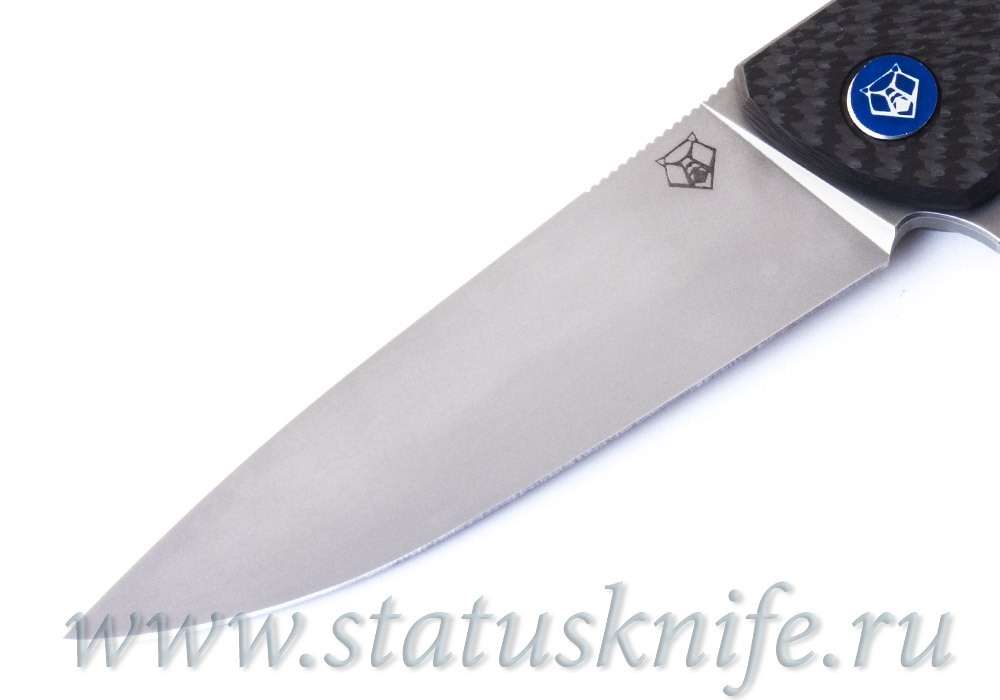 Нож Широгоров Хати S30V Карбон - фотография