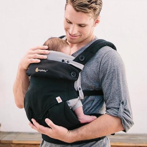 Вкладыш для новорожденных Easy Snug Infant Insert для Ergobaby