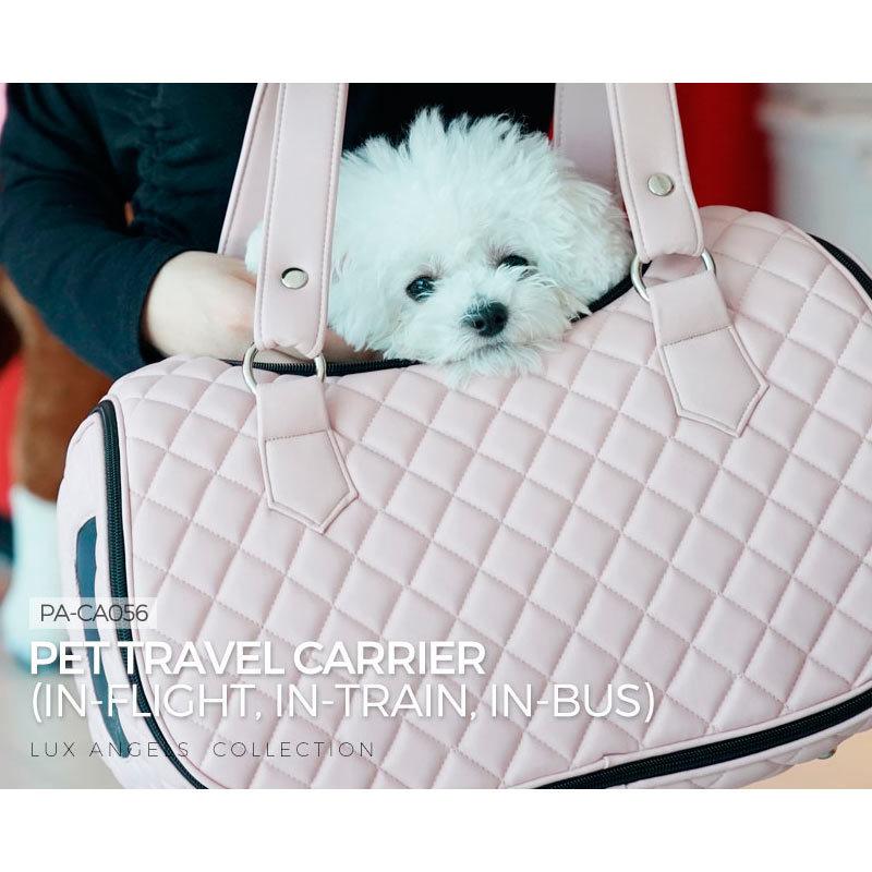 стеганные сумки для собак puppyangel