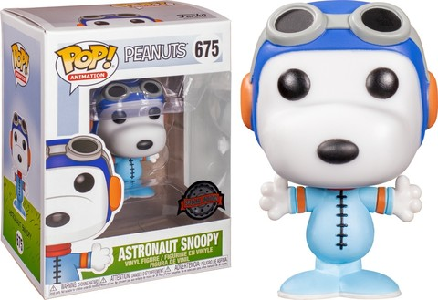 Astronaut Snoopy Special Edition Funko Pop! || Астронавт Снупи