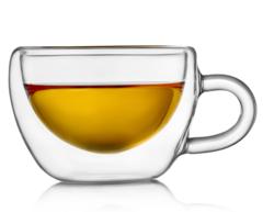 Чашка-кружка с двойными стенками, 180 мл