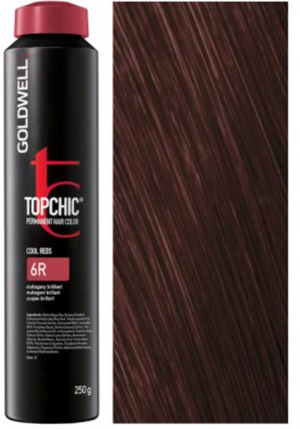 Goldwell Topchic 6R махагон бриллиант TC 250ml