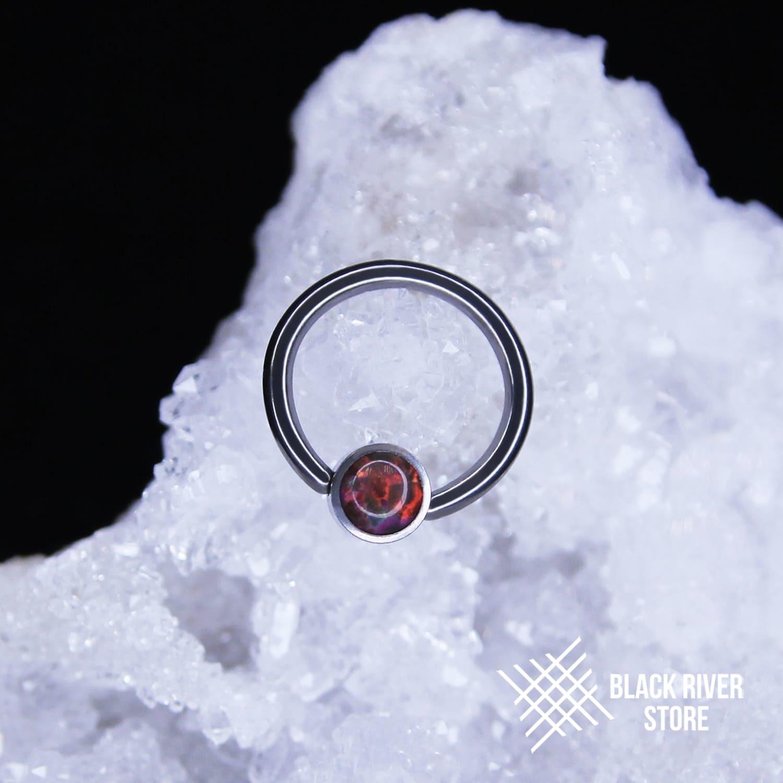 BCR Black Cherry Opal