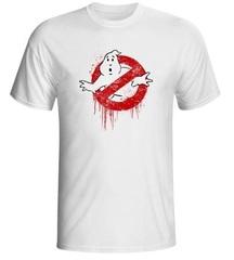 Футболка Охотники за привидениями — Логотип