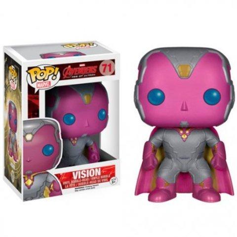 Фигурка Funko Pop Мстители 2 - Вижен (Avengers 2 - Vision)