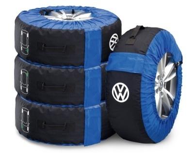Комплект чехлов для хранения колес Volkswagen