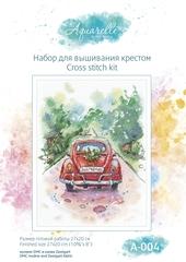 А-004 Романтическое путешествие