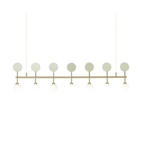 Подвесной светильник копия Row by Atelier Areti