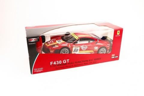 Радиоуправляемая машина MJX Ferrari F430 GT #58 1:10 - 8208B