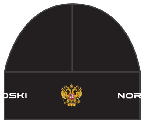 Лыжная шапка Nordski Active Black