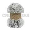 Wool Sea Fancy Fur 9993 (серо-коричневый меланж)