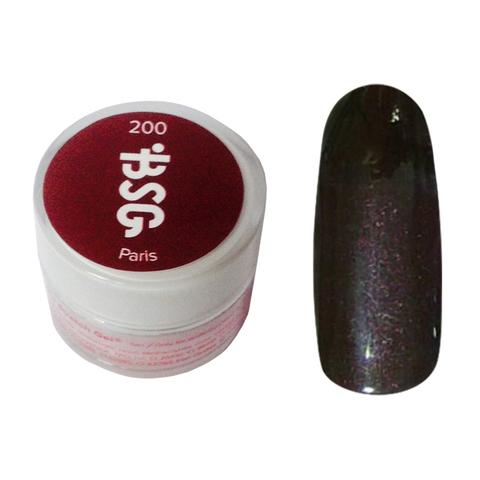 Цветной биогель Bio Stretch Gel Paris №200 купить за 850руб