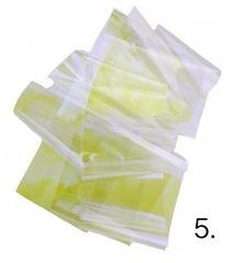 Битое стекло для дизайна ногтей №5