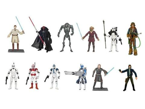 Star Wars Saga Legends 2009 Wave 03 Revision 1