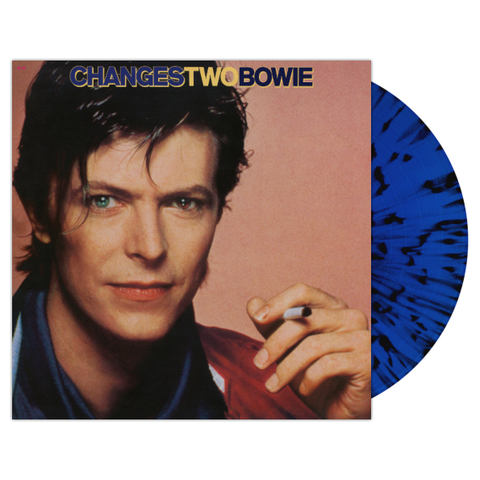 David Bowie / ChangesTwoBowie (Coloured Vinyl)(LP)