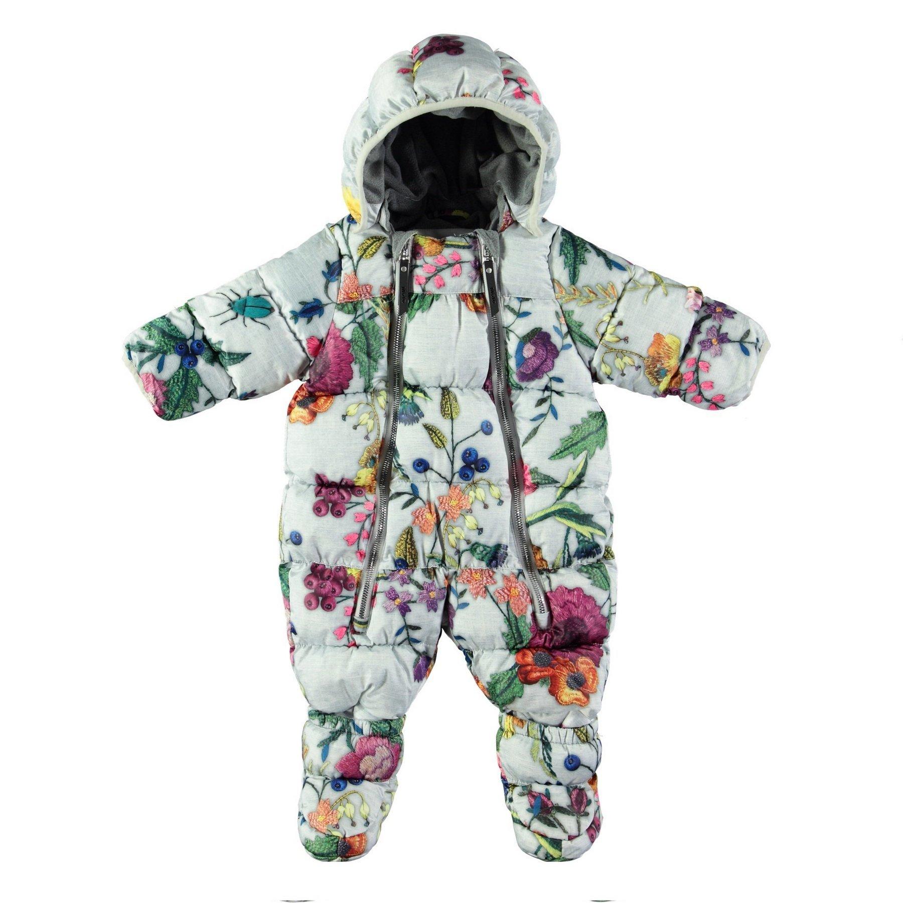 Купить ккомбинезон Molo Hebe Flower Embroidery