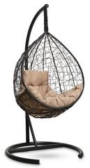 Подвесное кресло-кокон SEVILLA COMFORT (черное)