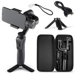 Стедикам-стабилизатор-монопод для смартфона 3х осевой S5 Handheld Gimbal 3-Axis черный
