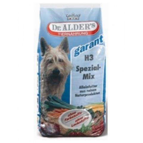 Доктор Алдерс Специальная смесь дл собак с нормальной активностью 15кг (хлопья)
