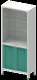 Шкаф лабораторный  ШКа-2 АйЛаб Organizer (вариант 5)