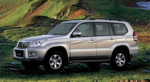 Задняя Пневмоподвеска Toyota Land Cruiser Prado