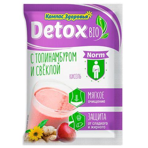 Кисель Detox bio Norm