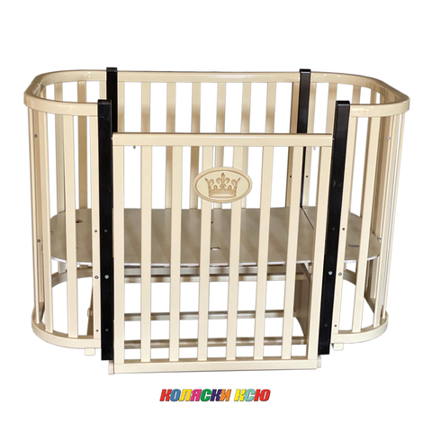 Детская кровать (Круг/Овал) Антел