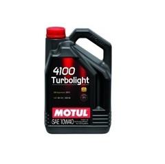 Motul 4100 Turbolight 10W40 4 л