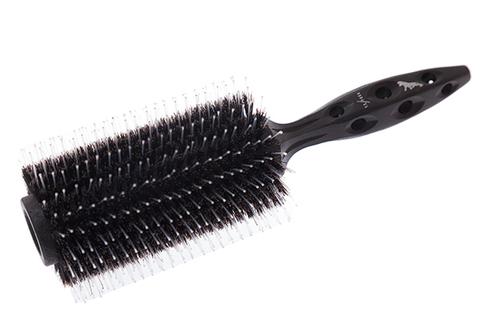 Брашинг Y.S.Park Tiger Brush 680 Black Carbon 60 мм с натуральной щетиной