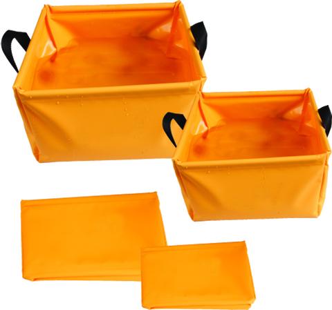 Таз складной виниловый 10л AceCamp Laminated Folding Basin 10L